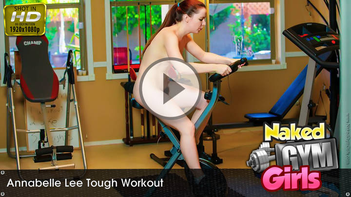NakedGymGirls.com Presents Tough Workout