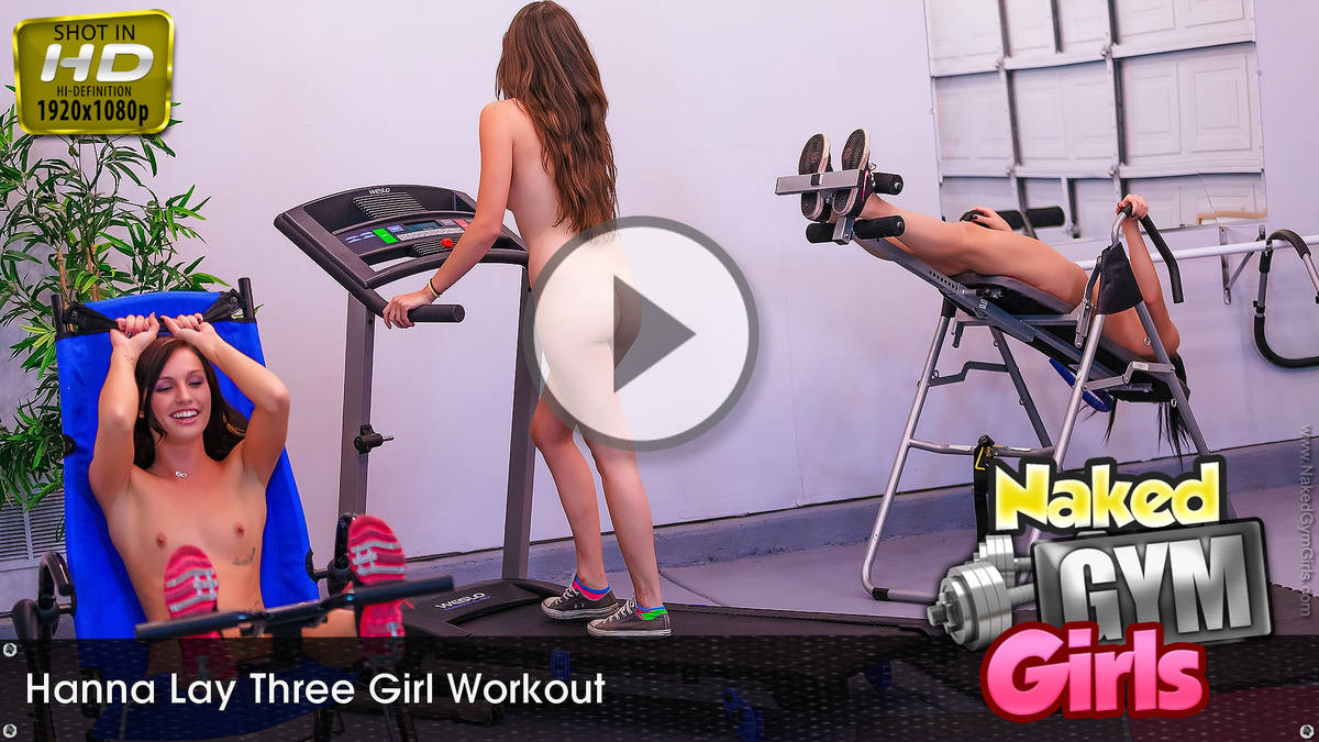 Hanna Lay presents Three Girl Workout